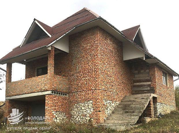 одноэтажный дом с подвалом, 190 кв. м, кирпич. Продажа в Байковцах (Тернопольская обл.) фото 1