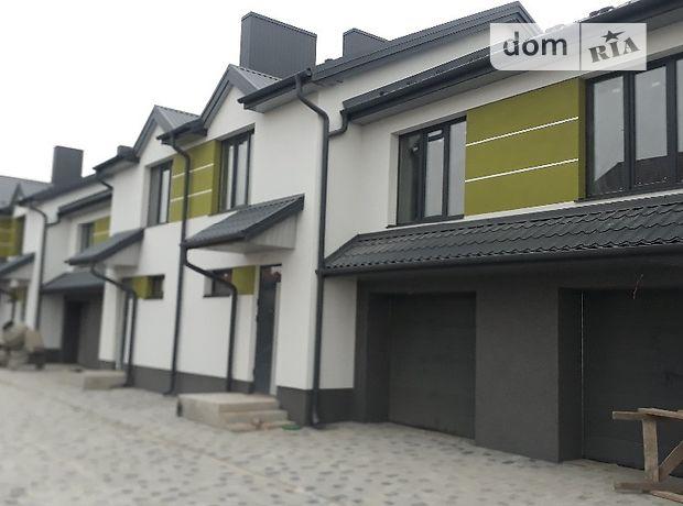 двухэтажный дом с черновой отделкой, 117 кв. м, кирпич. Продажа в Байковцах (Тернопольская обл.) фото 1