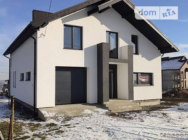 двухэтажный дом с камином, 213 кв. м, кирпич. Продажа в Байковцах (Тернопольская обл.) фото 1