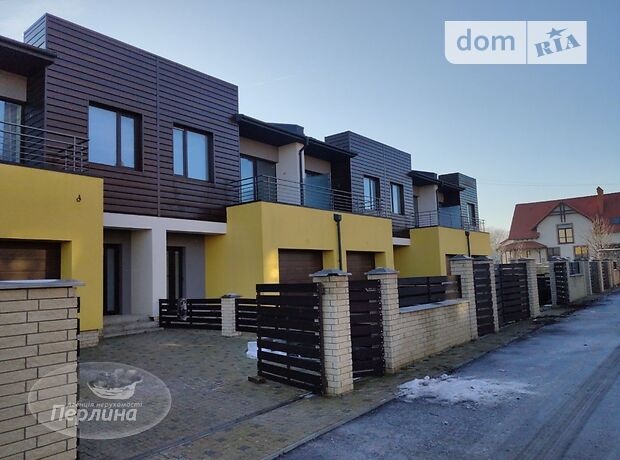 двухэтажный дом, 125 кв. м, кирпич. Продажа в Байковцах (Тернопольская обл.) фото 1
