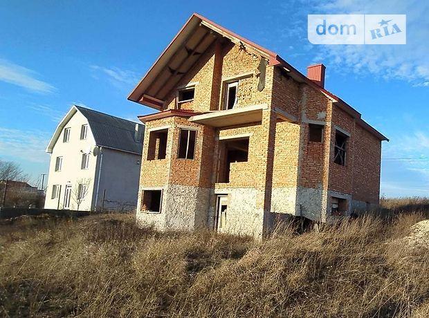 двухэтажный дом с балконом, 200 кв. м, кирпич. Продажа в Байковцах (Тернопольская обл.) фото 1