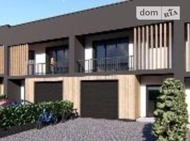 двухэтажный дом с балконом, 144 кв. м, кирпич. Продажа в Байковцах (Тернопольская обл.) фото 1