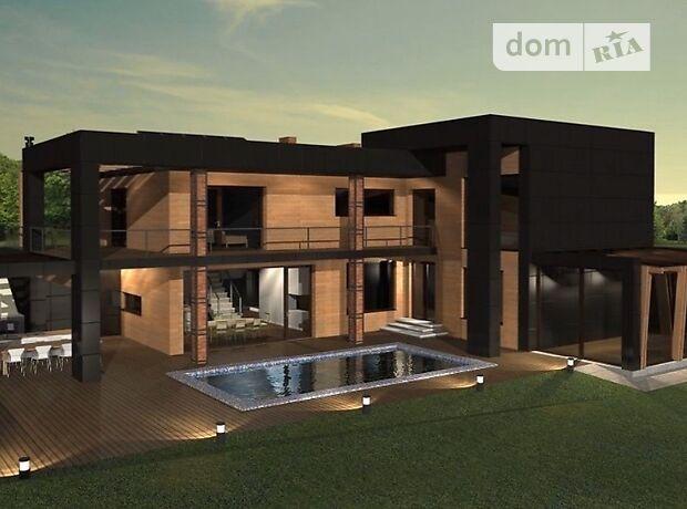 двухэтажный дом с камином, 295 кв. м, кирпич. Продажа в Байковцах (Тернопольская обл.) фото 1