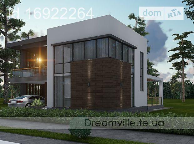 двухэтажный дом с террасой, 186.3 кв. м, кирпич. Продажа в Байковцах (Тернопольская обл.) фото 1