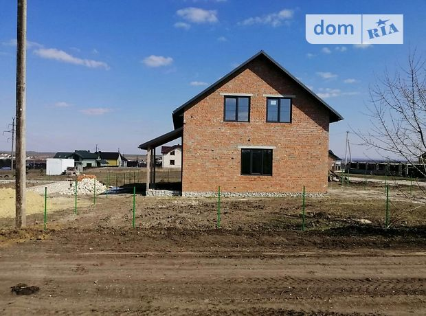 двухэтажный дом с камином, 120.7 кв. м, кирпич. Продажа в Байковцах (Тернопольская обл.) фото 1