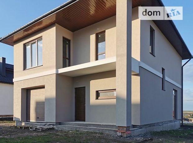 двухэтажный дом с террасой, 167 кв. м, кирпич. Продажа в Байковцах (Тернопольская обл.) фото 1