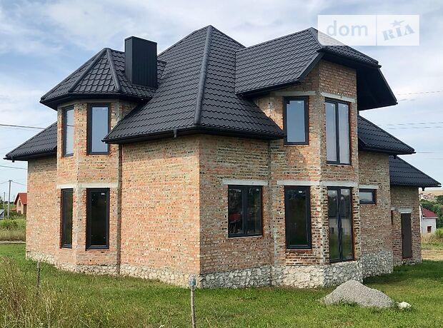 двухэтажный дом с подвалом, 220 кв. м, кирпич. Продажа в Байковцах (Тернопольская обл.) фото 1
