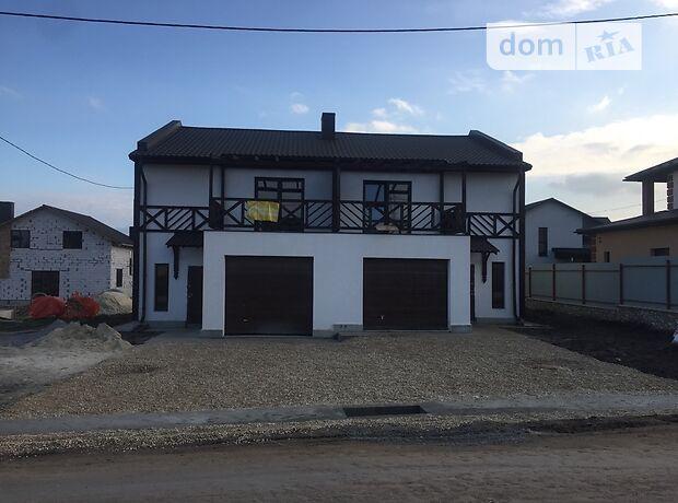 двухэтажный дом с террасой, 142 кв. м, газобетон. Продажа в Байковцах (Тернопольская обл.) фото 1