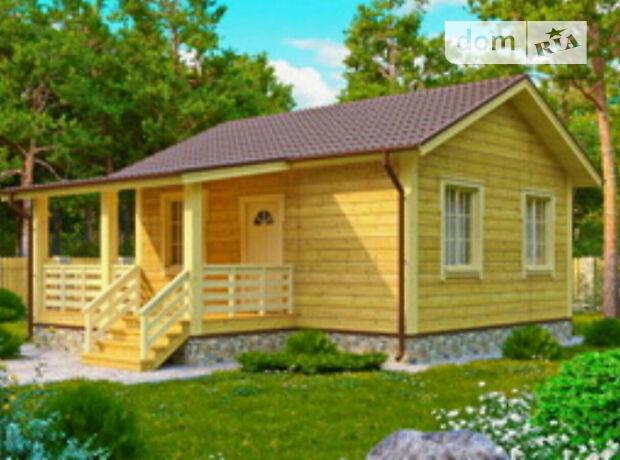 двухэтажный дом с камином, 135 кв. м, брус. Продажа в Байковцах (Тернопольская обл.) фото 1