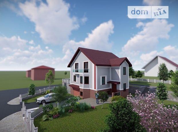 двухэтажный дом с камином, 167 кв. м, кирпич. Продажа в Байковцах (Тернопольская обл.) фото 1