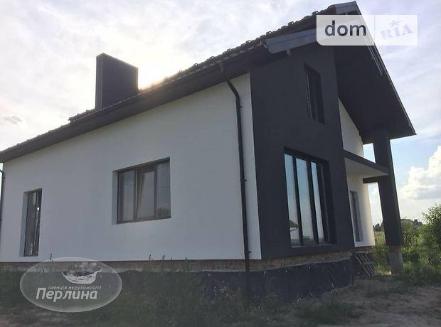 двухэтажный дом, 215 кв. м, кирпич. Продажа в Байковцах (Тернопольская обл.) фото 1