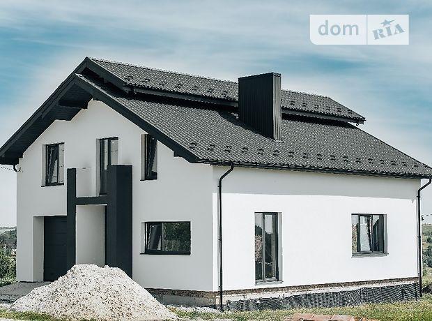 двухэтажный дом с балконом, 197 кв. м, кирпич. Продажа в Байковцах (Тернопольская обл.) фото 1