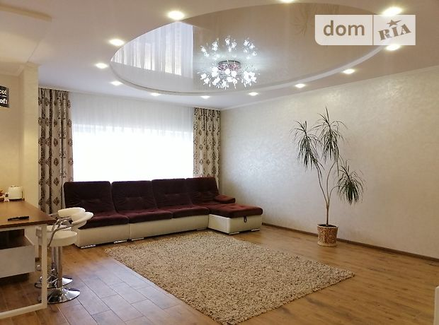двухэтажный дом с подвалом, 160 кв. м, кирпич. Продажа в Байковцах (Тернопольская обл.) фото 1