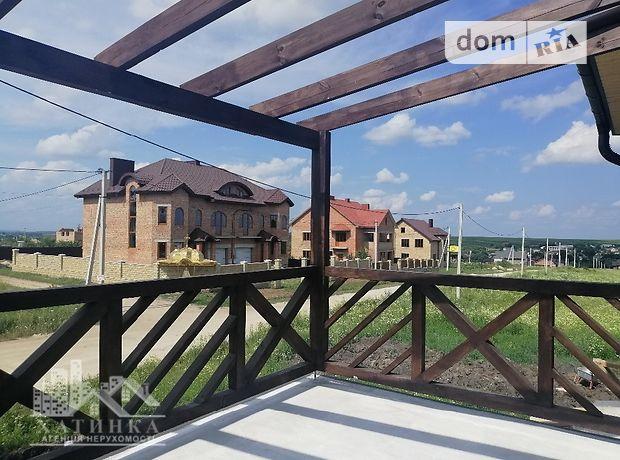 двухэтажный дом с балконом, 144 кв. м, пеноблок. Продажа в Байковцах (Тернопольская обл.) фото 1