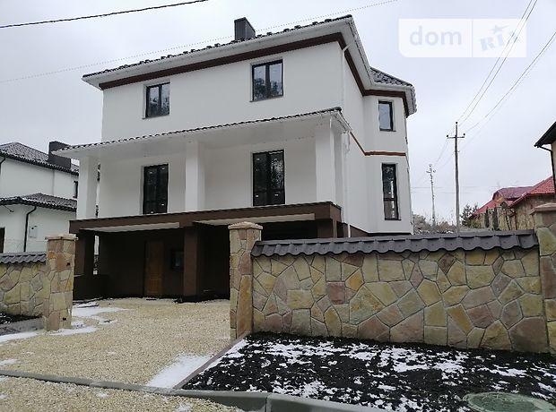 двухэтажный дом с подвалом, 299.7 кв. м, кирпич. Продажа в Байковцах (Тернопольская обл.) фото 1