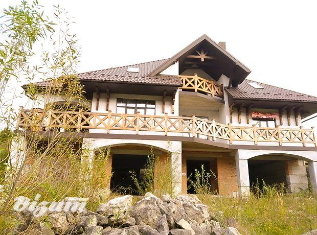 двухэтажный дом с террасой, 300 кв. м, кирпич. Продажа в Байковцах (Тернопольская обл.) фото 1