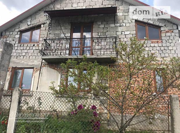 двухэтажный дом, 150 кв. м, кирпич. Продажа в Березовице (Тернопольская обл.) фото 1