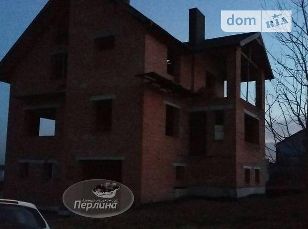 двухэтажный дом, 270 кв. м, кирпич. Продажа в Биле (Тернопольская обл.) фото 1