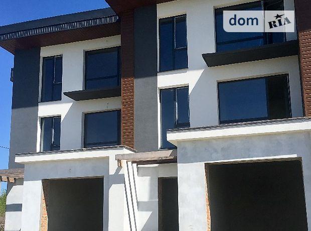 трехэтажный дом с террасой, 160 кв. м, кирпич. Продажа в Биле (Тернопольская обл.) фото 1