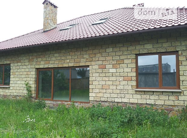двухэтажный дом с гаражом, 300 кв. м, ракушечник (ракушняк). Продажа в Биле (Тернопольская обл.) фото 1