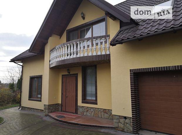 двухэтажный дом с камином, 180 кв. м, кирпич. Продажа в Биле (Тернопольская обл.) фото 1
