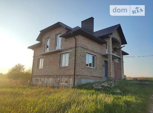 двухэтажный дом, 210 кв. м, кирпич. Продажа в Биле (Тернопольская обл.) фото 1
