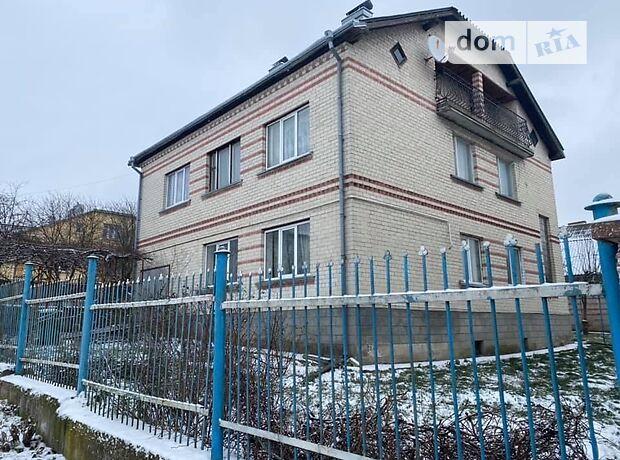 двухэтажный дом с садом, 261 кв. м, кирпич. Продажа в Биле (Тернопольская обл.) фото 1