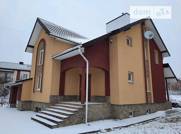 двоповерховий будинок з каміном, 230 кв. м, цегла. Продаж в Біліій (Тернопільська обл.) фото 1