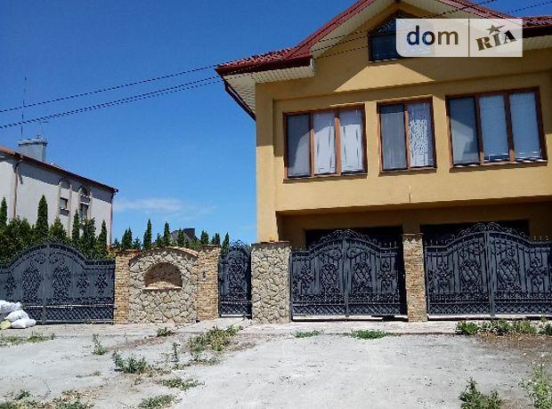 двухэтажный дом с садом, 150 кв. м, кирпич. Продажа в Биле (Тернопольская обл.) фото 1