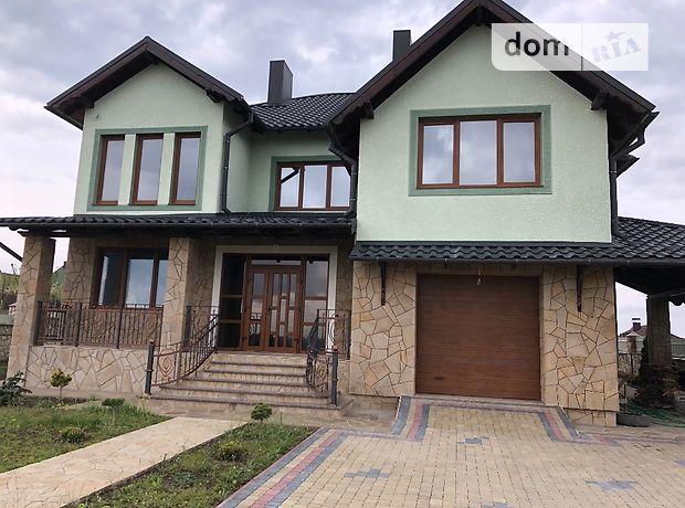 двухэтажный дом с террасой, 350 кв. м, кирпич. Продажа в Биле (Тернопольская обл.) фото 1