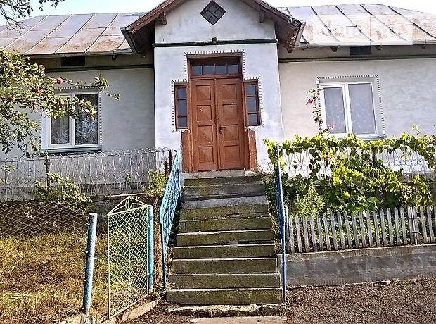 одноэтажный дом с отоплением, 54 кв. м, глинобитный. Продажа в Буцневе (Тернопольская обл.) фото 1