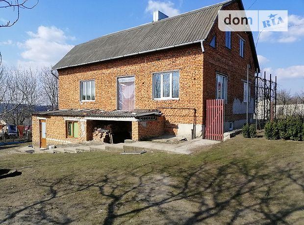 двухэтажный дом, 204 кв. м, кирпич. Продажа в Чистиловом (Тернопольская обл.) фото 1