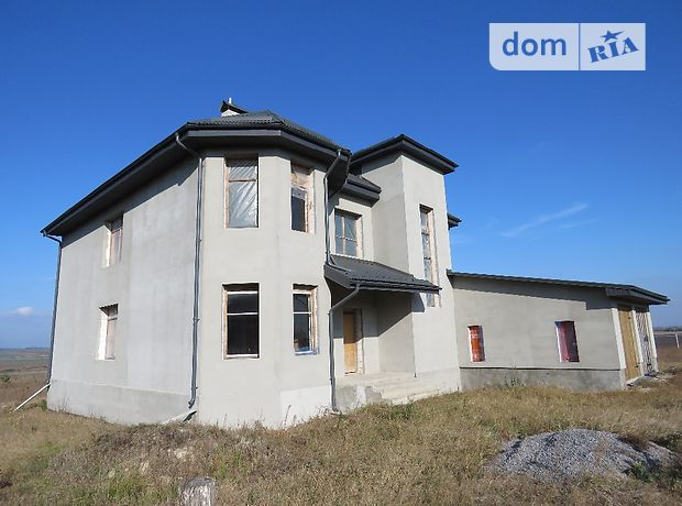 двухэтажный дом с террасой, 380 кв. м, газобетон. Продажа в Чистиловом (Тернопольская обл.) фото 1
