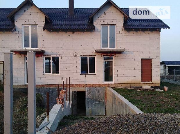двухэтажный дом с садом, 210 кв. м, газобетон. Продажа в Чистиловом (Тернопольская обл.) фото 1