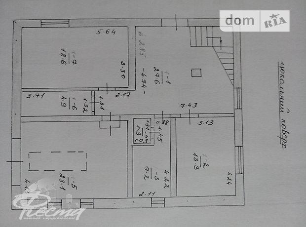 двухэтажный дом с садом, 194 кв. м, кирпич. Продажа в Дичкове (Тернопольская обл.) фото 1