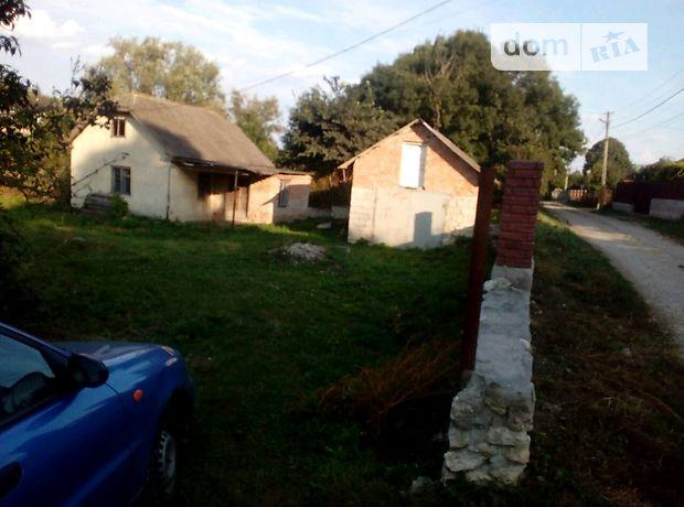 одноэтажный дом с гаражом, 49 кв. м, кирпич. Продажа в Драгановке (Тернопольская обл.) фото 1
