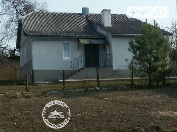 одноэтажный дом, 73 кв. м, кирпич. Продажа в Драгановке (Тернопольская обл.) фото 1
