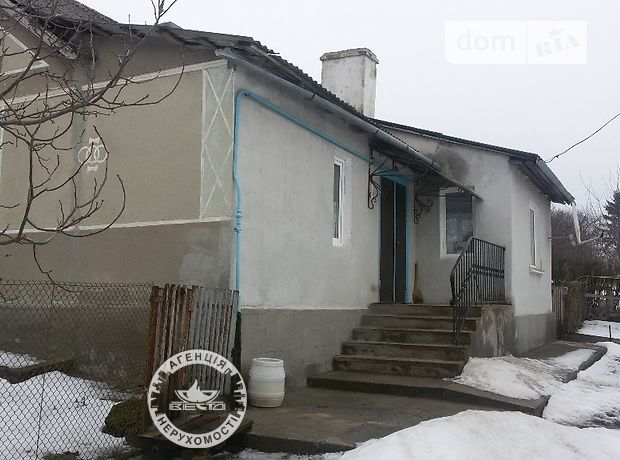 одноэтажный дом с отоплением, 75 кв. м, кирпич. Продажа в Драгановке (Тернопольская обл.) фото 1