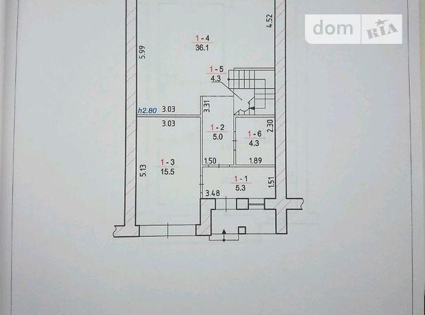 двухэтажный дом, 128 кв. м, кирпич. Продажа в Тернополе район Дружба фото 1