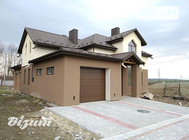 двухэтажный дом с террасой, 240 кв. м, кирпич. Продажа в Тернополе район Дружба фото 1