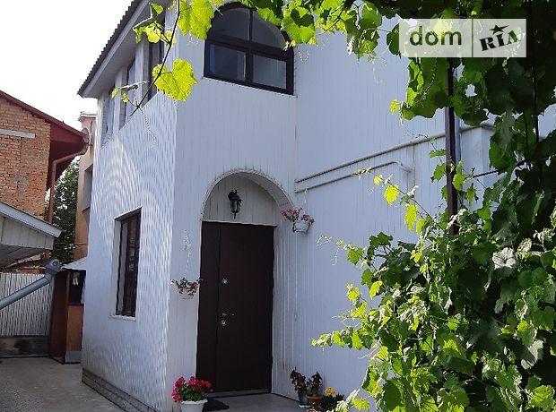 двухэтажный дом с верандой, 113.3 кв. м, кирпич. Продажа в Тернополе район Дружба фото 1