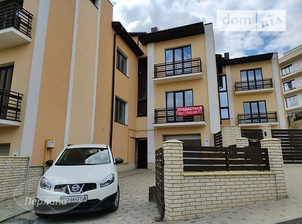 одноэтажный дом с черновой отделкой, 251 кв. м, кирпич. Продажа в Тернополе район Дружба фото 1