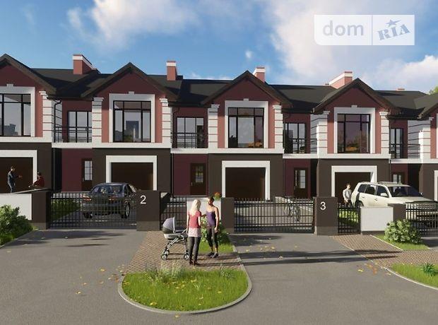 двухэтажный дом, 125 кв. м, кирпич. Продажа в Тернополе район Дружба фото 1