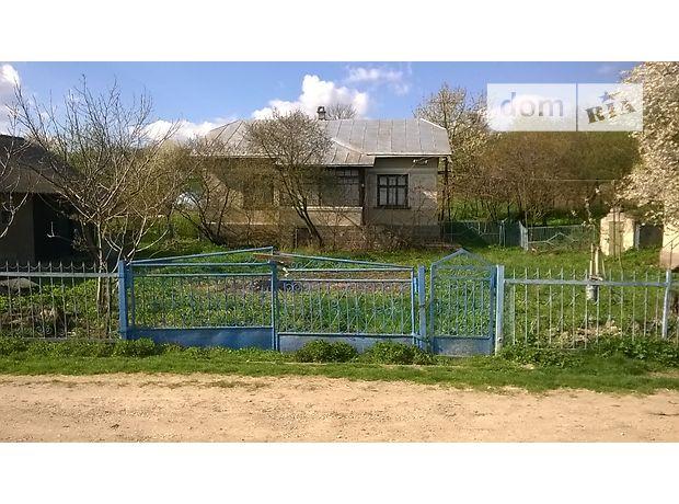 одноэтажный дом с верандой, 92 кв. м, ракушечник (ракушняк). Продажа в Дубовцах (Тернопольская обл.) фото 1