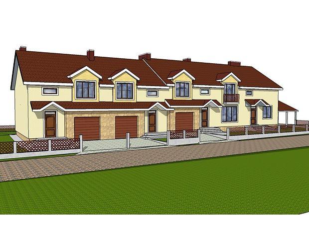 Продажа дома, 119м², Тернополь, c.Гаи Чумаковые, поблизу 15 квітня