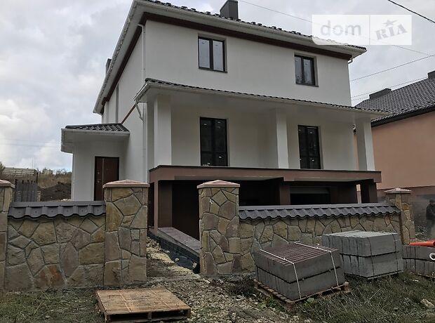двухэтажный дом с подвалом, 300 кв. м, кирпич. Продажа в Гаях Чумаковых (Тернопольская обл.) фото 1