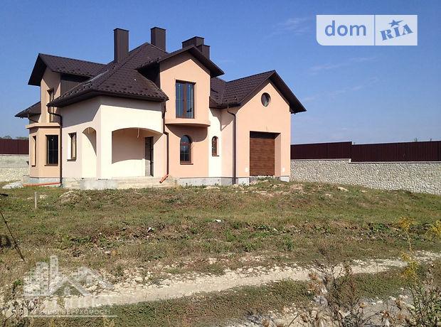 двухэтажный дом с террасой, 240 кв. м, кирпич. Продажа в Гаях Чумаковых (Тернопольская обл.) фото 1