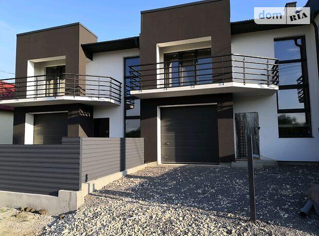двухэтажный дом с террасой, 150 кв. м, кирпич. Продажа в Гаях Чумаковых (Тернопольская обл.) фото 1