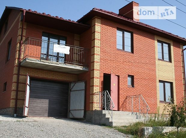 двухэтажный дом с верандой, 244 кв. м, кирпич. Продажа в Гаях Чумаковых (Тернопольская обл.) фото 1