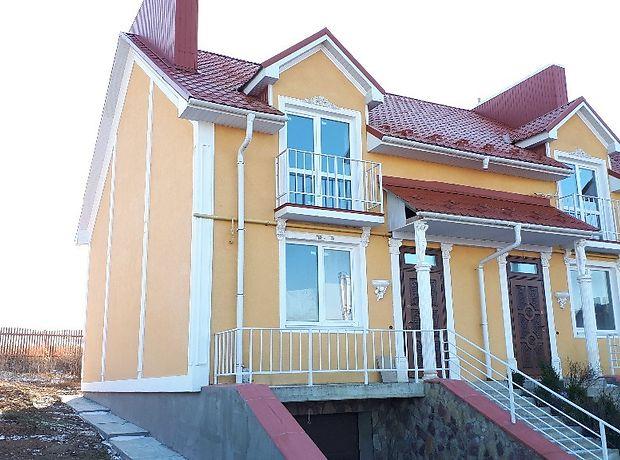 двухэтажный дом с гаражом, 150 кв. м, кирпич. Продажа в Гаях-Гречинских (Тернопольская обл.) фото 1